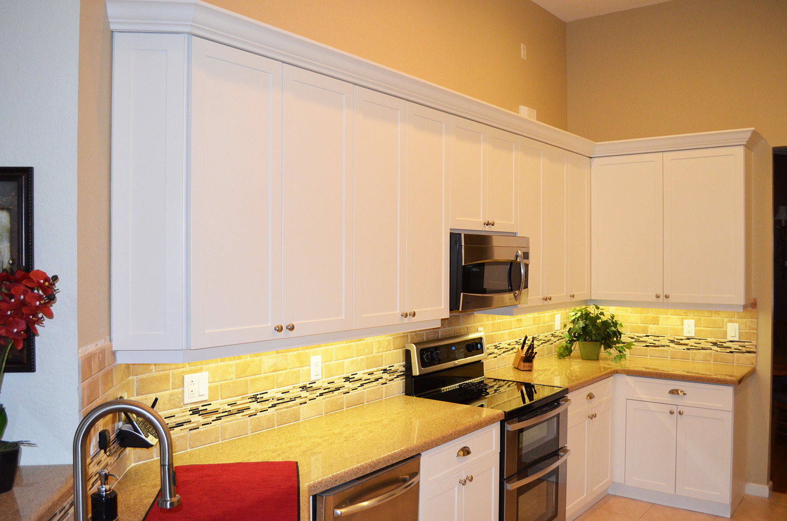 We have completed hundreds of projects, kitchens and bathrooms renovations and remodeling in South Florida, you can be rest assured that your renovation ...